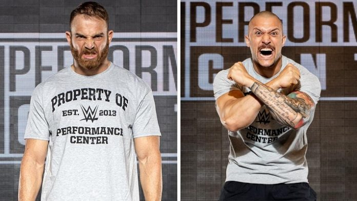 Killer Kross And Timothy Thatcher Officially Signed By WWE