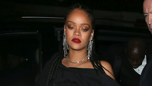 Rihanna Parties Until 6 AM Following The BAFTAs Amidst A$AP Rocky Dating Rumors — Pics
