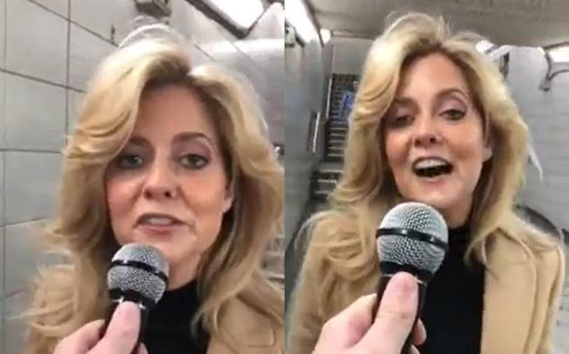 This Woman Belting Out 'Shallow' On The London Underground Is Enough To Make Gaga Weep