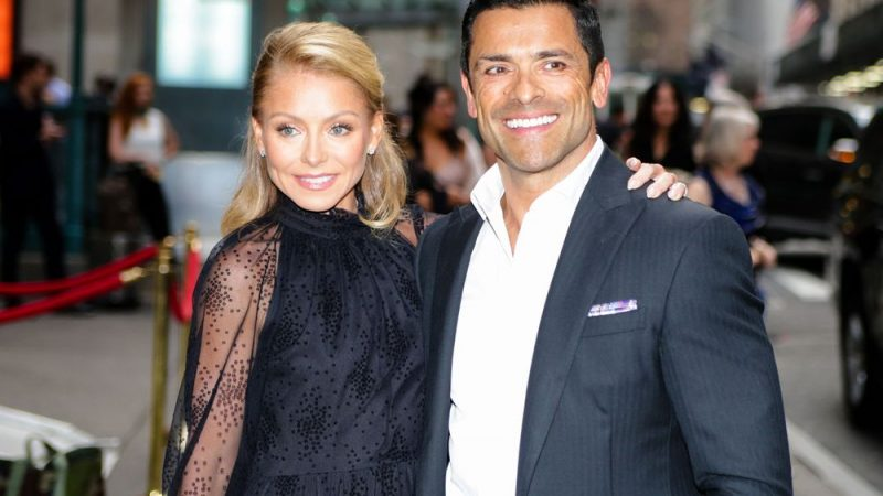 Kelly Ripa Shares A Throwback Of Her Grown Kids As Babies, and People Can't Believe It