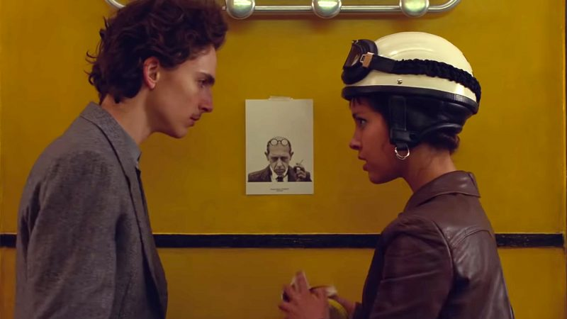 Timothée Chalamet and Saoirse Ronan Reunite in Trailer for Wes Anderson's The French Dispatch