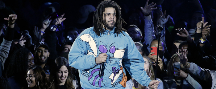 J Cole Joins the Growing List of Musicians Linking Up With Puma