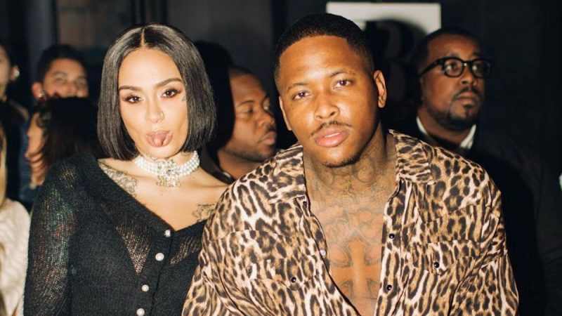 Kehlani Calls Out YG In Breakup Song