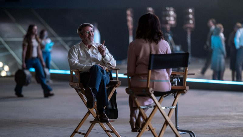 PROJECT BLUE BOOK PODCAST 2.6: AIDAN GILLEN AND COMPANY MAKE CONTACT IN 'CLOSE ENCOUNTERS