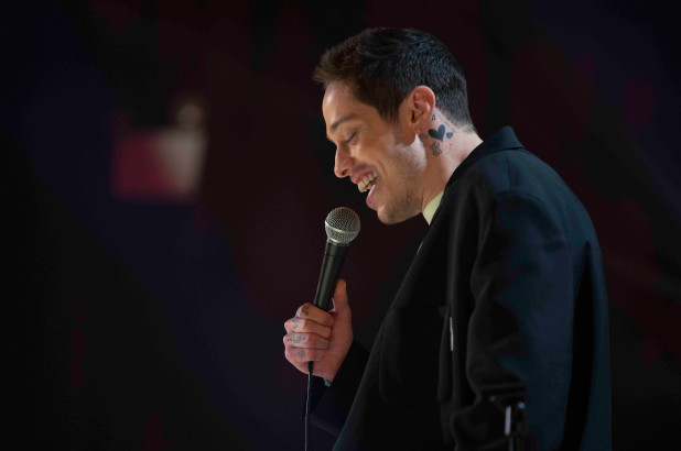 Pete Davidson slams Ariana Grande, rescinds Dan Crenshaw apology in Netflix special