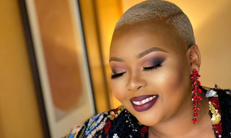 IN PICS | Anele Mdoda did the most at the #Oscars and looked amazing too!