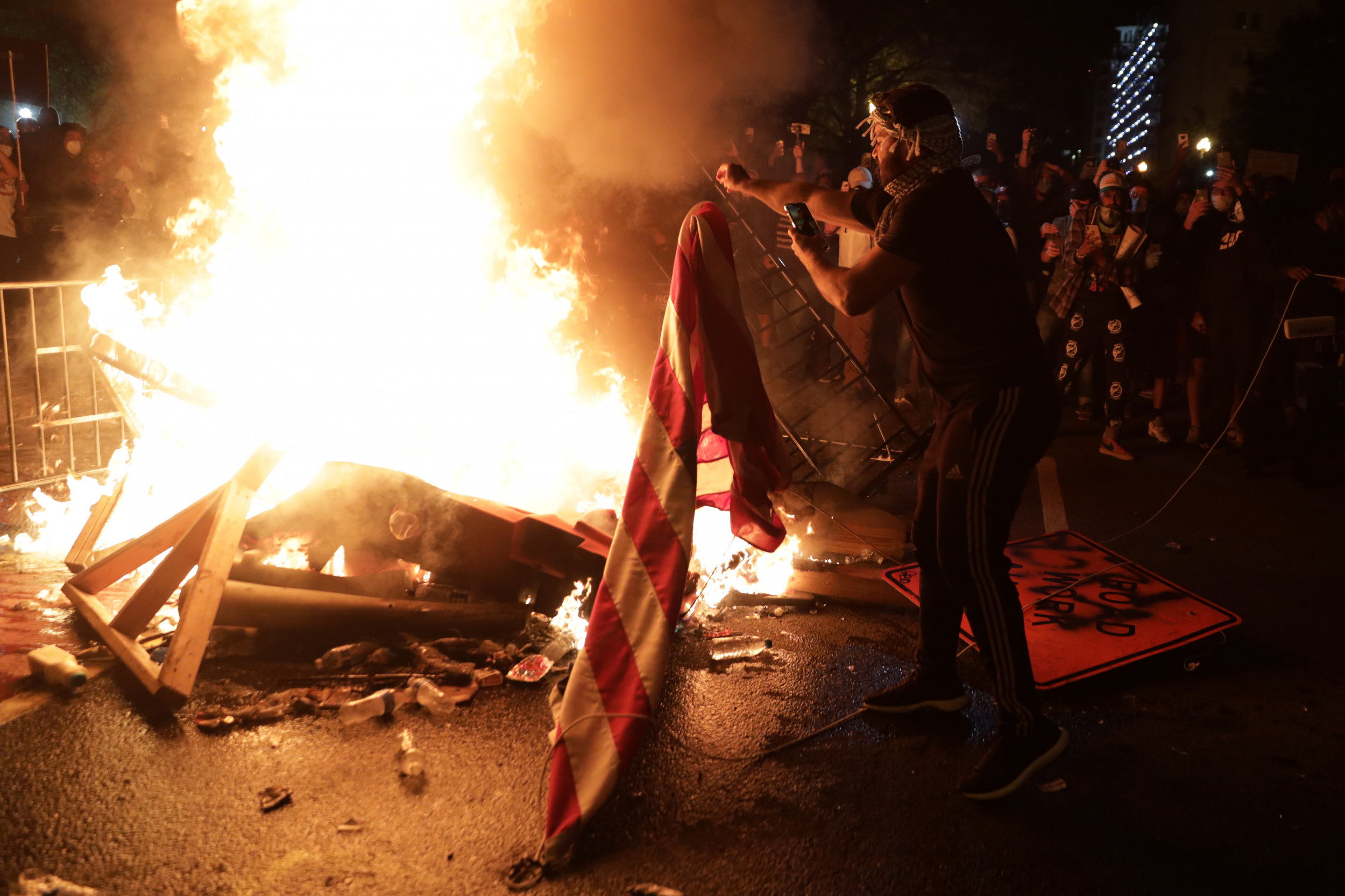 Image result for dc riots blm